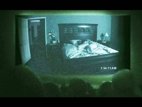 Paranormal Activity is listed (or ranked) 34 on the list The Scariest Movies Ever Made