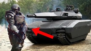CRAZIEST New Technology Used By The Military Today!