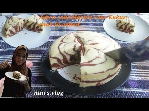 Zebra cake marble cake fluffy recipe
