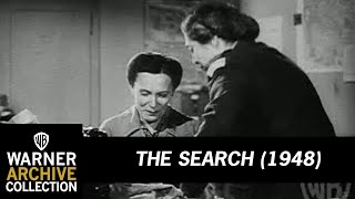 The Search (Original Theatrical Trailer)