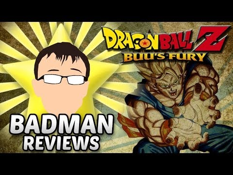 Dragon Ball Z: Buu's Fury Review - Badman