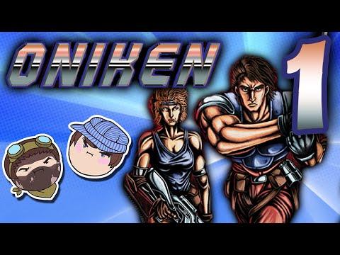 Oniken: Spammin' Bombs - Part 1 - Steam Train video