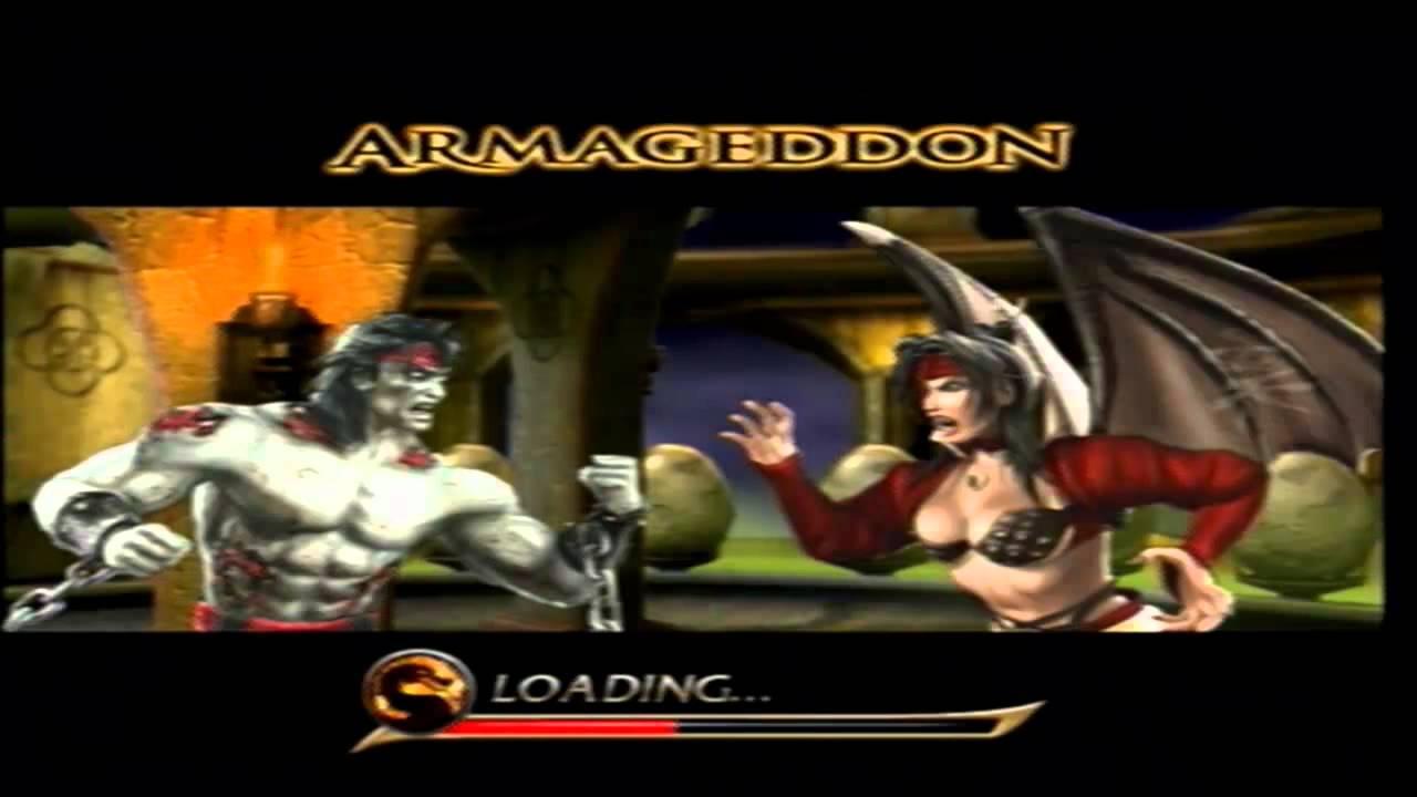 Mortal Kombat Armageddon Ps2 Fatalities Mortal Kombat Armageddon
