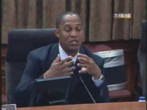 NYRA-DC Testifying About the Curfew and the Youth Advisory Council - Part 2