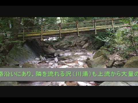 目の湯(霧島最古の天然岩風呂)