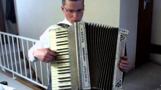 Rise and Shine and Give God the Glory (Accordion)