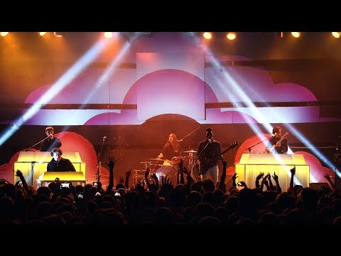 METRONOMY live in Warsaw (2015)