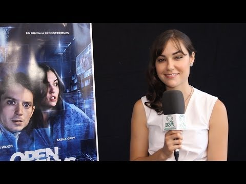 Película 'open Windows' -  Entrevista Sasha Grey video