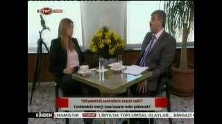 Mustafa ALBAYRAK - TRT Türk Nükleer Enerji Röportajı - 2.Bölüm