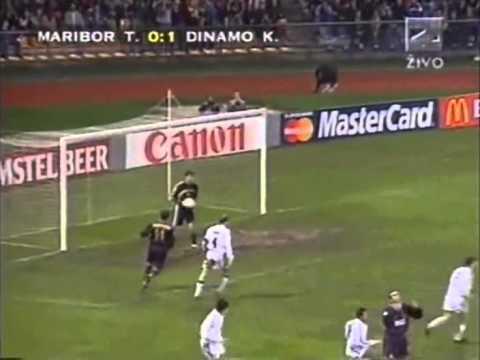 ЛЧ 1999/2000. Марибор - Динамо Киев 1-2 (27.10.1999)