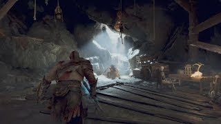 GOD OF WAR Trailer PGW 2017 - GOD OF WAR PS4