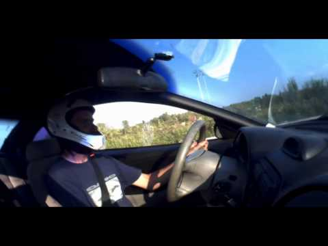 Tachyon 2011 HD - First time on a racetrack - Lapping @ Sanair