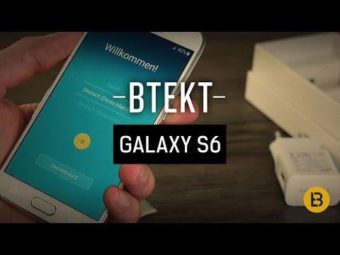 Samsung Galaxy S6 unboxing video