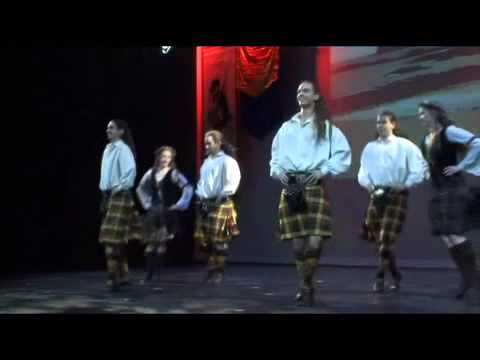 Gaelic Dream Sing and Dance at the Ipswich International Tattoo