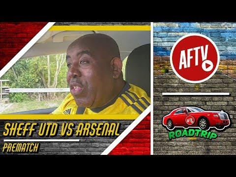 Sheffield Utd v Arsenal | Road Trip To Bramall Lane