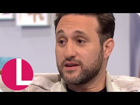 'Blue' Singer Antony Costa Hits Back at His Fat Shamers | Lorraine