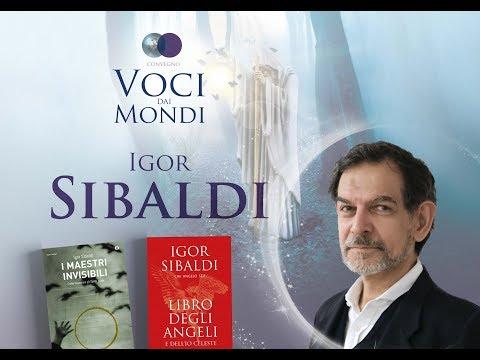 Angeli e spiriti guida - Igor Sibaldi (Voci dai mondi 2018)