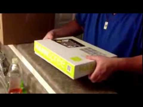 Hannspree 13.3 16 Gb tablet pc unboxing