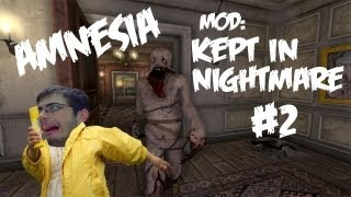 Amnesia: Kept in Nightmare - FINALE CON POZIONE DI SANITA