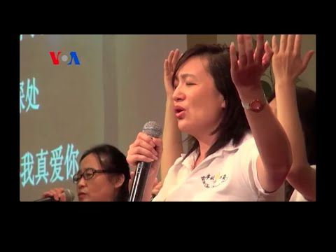 In China, Christianity Growing Fast (VOA On Assignment Sept. 12, 2014)