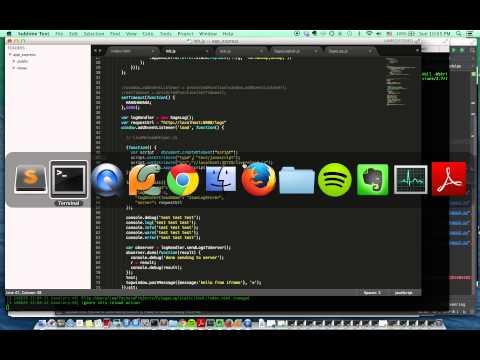 livereload walkthrough for Python App Engine developers