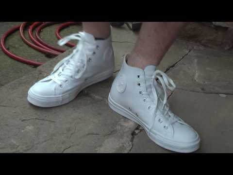 Converse All Star Hi White #2