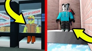 HOW TO GLITCH THROUGH WALLS IN ANY ROBLOX GAME!!