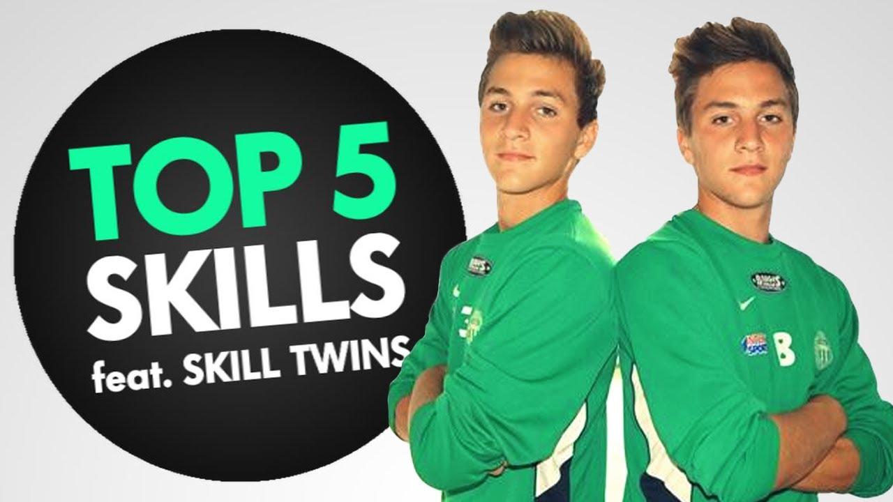 top 5 skills featuring skill twins