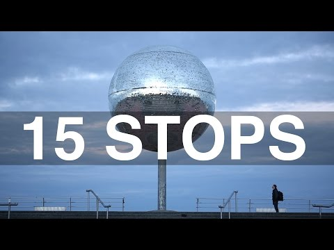 Long Exposure Photography: Using the Lee Super Stopper | 15 Stops