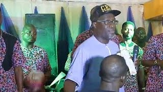 SULE ALAO MALAIKA CONFERMED IT ADEWALE AYUBA IS FATHER IN MUSIC