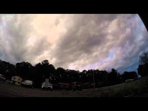 No filter just nature beautiful time lapse storm