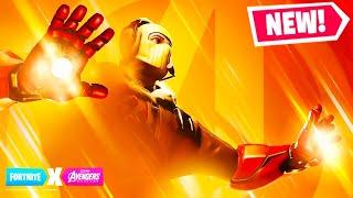 *NEW* AVENGERS ENDGAME TRAILER in Fortnite! (New Avengers Gamemode Teaser 3)