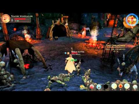 Dungeons & Dragons Daggerdale HD gameplay