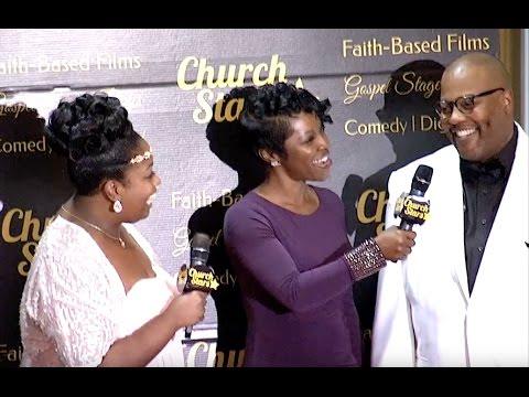 LIVE RED CARPET | 2016 CHURCH STARS CHRISTIAN ENTERTAINMENT AWARDS