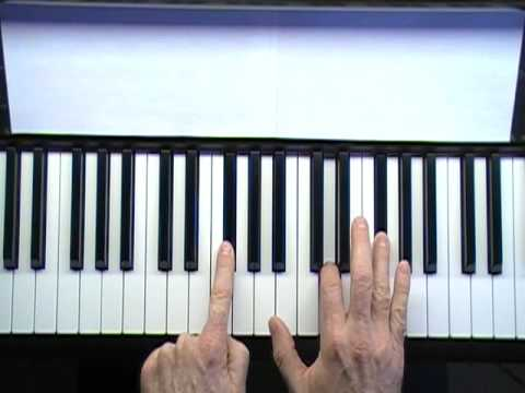 HOW TO PLAY STAIRWAY TO HEAVEN - PIANO
