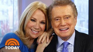 Kathie Lee Gifford Remembers Regis Philbin: 'We Never Had One Cross Word' | TODAY
