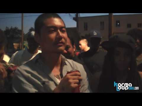 Dumbfoundead Cypher Turns Into Noodles vs Psychosiz @ Bar Exam 6 Video