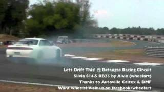 Lets Drift This! Batangas Racing Circuit