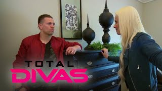 Pregnant Maryse Freaks Out While House Hunting | Total Divas | E!