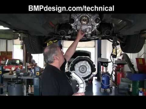 Bmp Design Bmw V8 Coolant Leak On N62 Engine Youtube