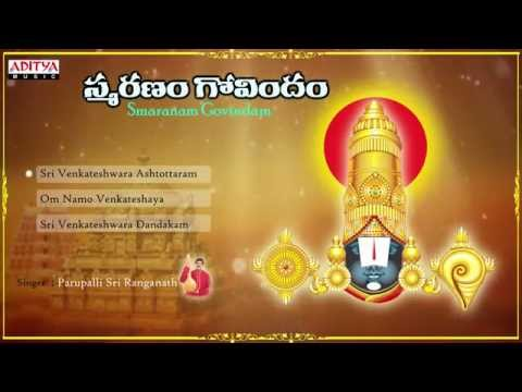 Srinivasa Venkateswara Govinda Balaji Smaranam | Telugu Devotional Songs By Parupalli Sri Ranganath video