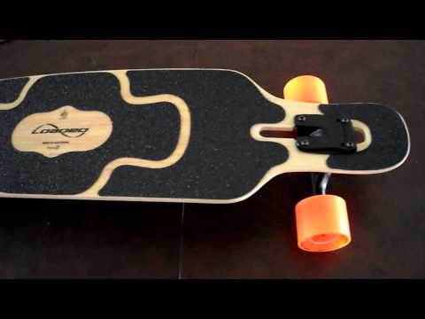 Loaded Tan Tien Longboard Unboxing and Review