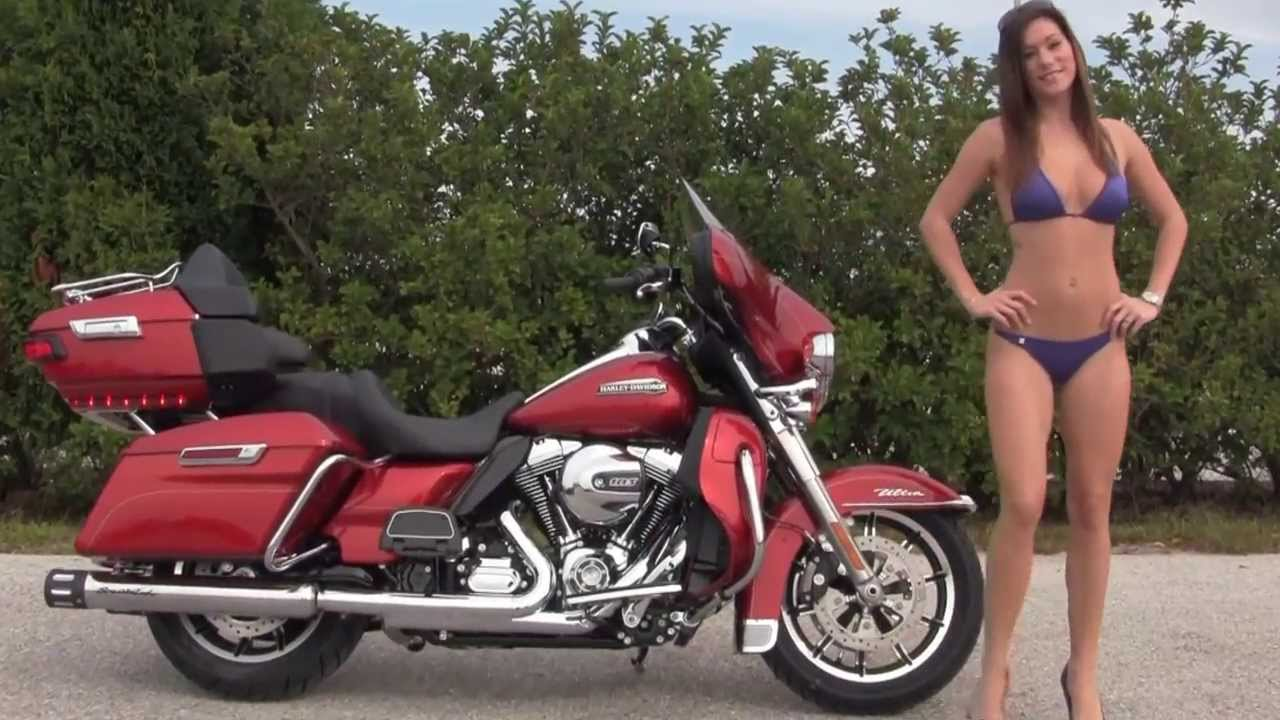 New 2014 Harley Davidson Electra Glide Ultra Classic