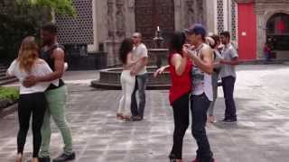 Flash Mob de Kizomba en Mexico, Kizomba Woman