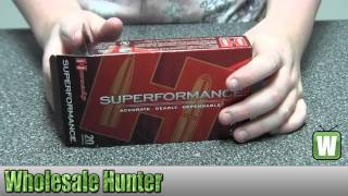 Hornady 35 Whelen 200Gr SP Superformance 81193 Ammunition Shooting Gaming Hunting Unboxing