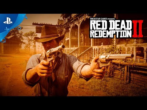 Red Dead Redemption 2 - Gameplay Video Part 2   PS4