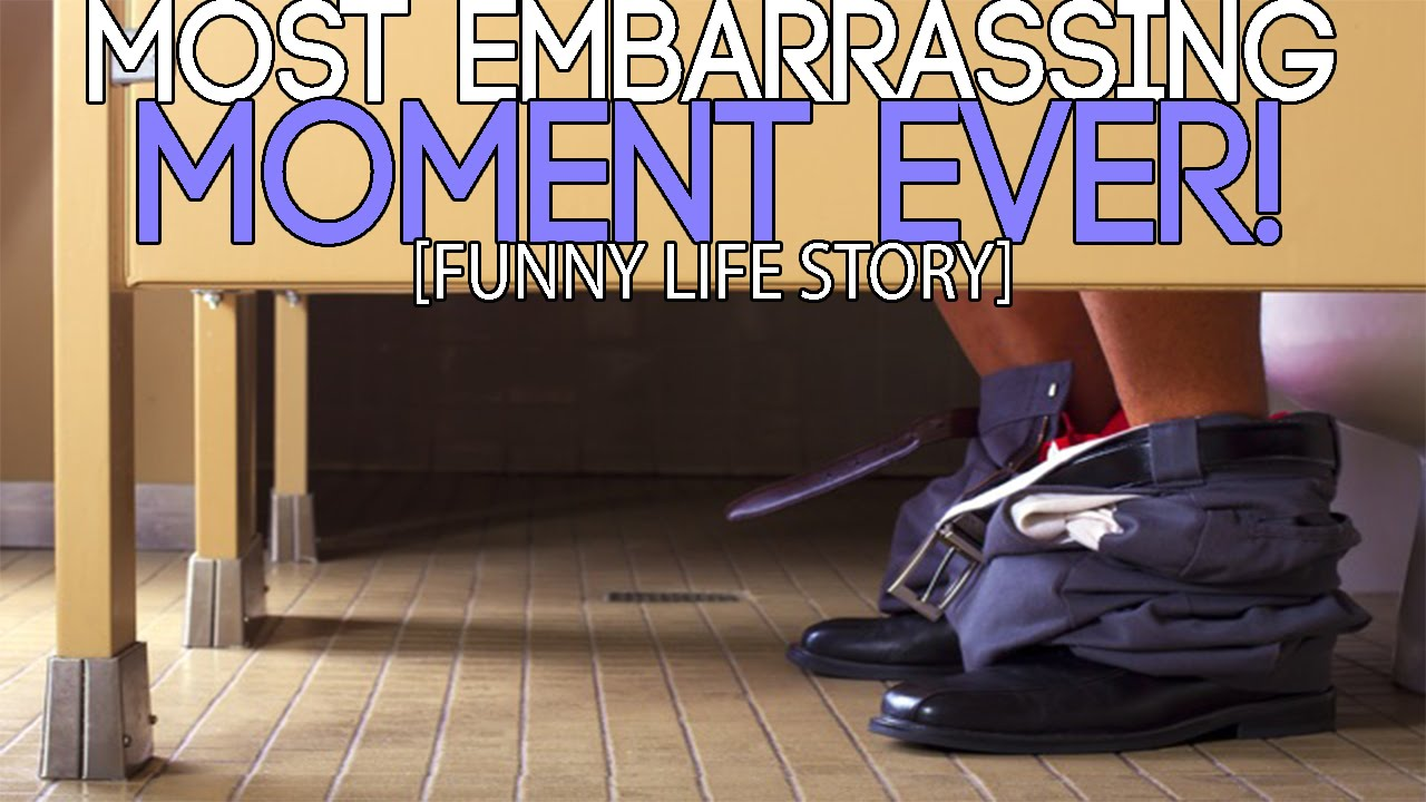 my most embarrassing moment essay