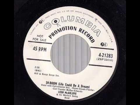 Leon McAuliffe&His Western Swing Band - Sh- Boom