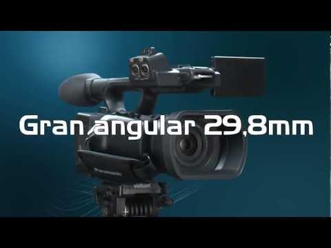 Tutorial Del Camcorder Avccam Panasonic Ag Ac90