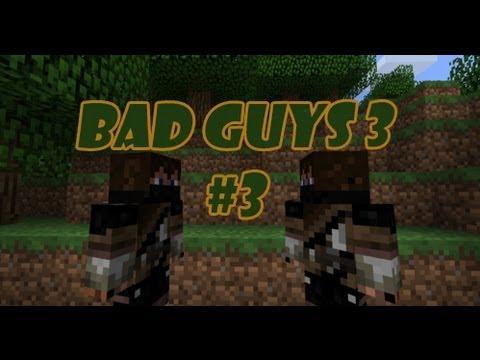 MineCraft - Плохие парни 2 - Часть 3